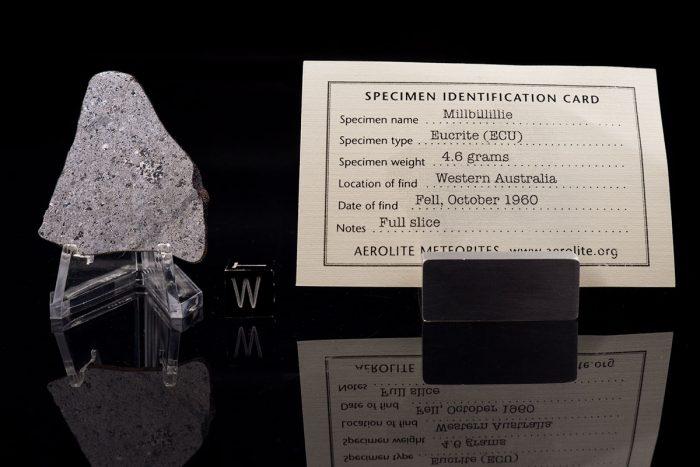 Millbillillie 4.6 Grams with Card