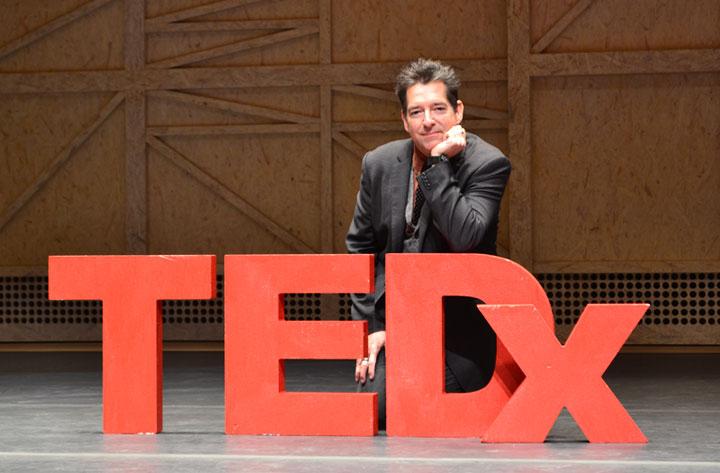 Geoff Notkin TEDx Talk Photo